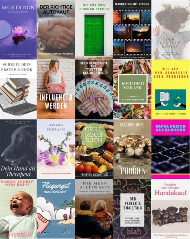 20 premiun ebooks
